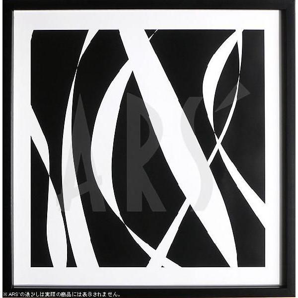 アートパネル アートポスター 絵画 インテリア 壁掛け 壁掛け タペストリー アートフレーム モダンアート デニス デュプロック Fistral Nero BlancoIII 北欧 おしゃれ