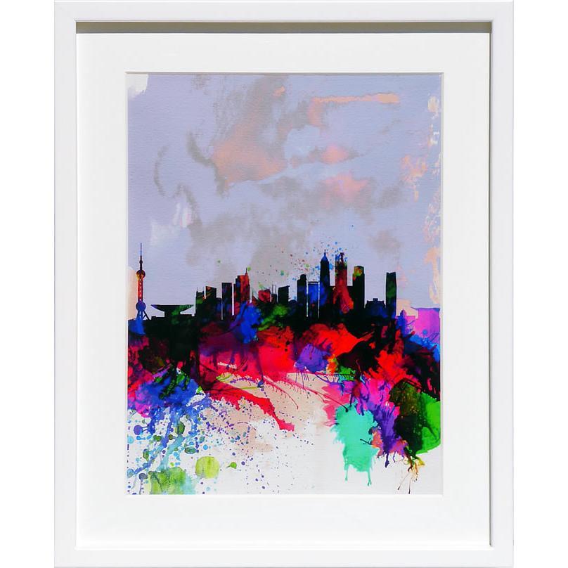 アートパネル アートポスター 絵画 インテリア 壁掛け タペストリー アートフレーム ポップアート ポップアート ナックスアート 上海 モダン 北欧 おしゃれ