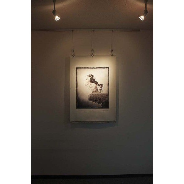 torso02(作:野波浩、カテゴリ:写真、素材:キャンバス) art-honpo 02