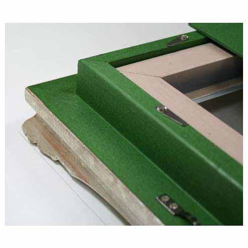 額縁 油彩額縁 9232N F3 号(273×220) (アクリル仕様・木製・油絵用額縁・キャンバス用フレーム) art-maruni 04