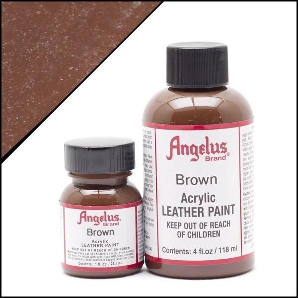 保障 Angelus 祝開店大放出セール開催中 Paint アンジェラスペイント ブラウン Brown スタンダード