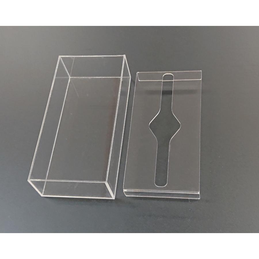 アクリル製 ペーパー タオル ホルダー BOX 透明 シンプル おしゃれ トイレ キッチン 洗面 台所 収納 衛生|art-ya|05