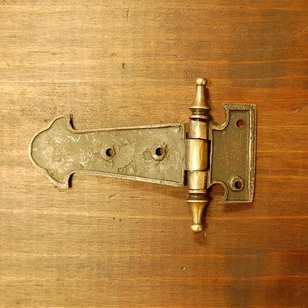 真鍮蝶番 ヒンジ ブラス インテリアパーツ 古色仕上げ DIY 店づくり 住まいづくり 家具部品 真鍮部品 修理 加工 インドネシア直輸入 artcrew 04