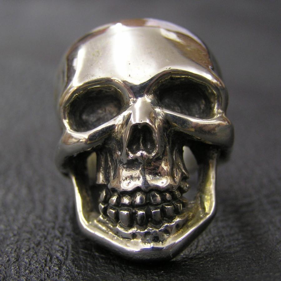 店舗良い スカルリング 『哀』 *Destino* 髑髏 ドクロ シルバーリング メンズリング アクセサリー メンズ 指輪 刻印無料 プレゼント, Lux Jewelry Box 1f33c1fe