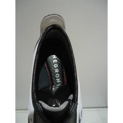 negroni <IDEA-CORSA>カーボン&レザードライビングシューズ/ホワイト/24.0cm〜27.0cm/日本製/3Eサイズ/Order Model/人気NO.1|artigiano-uomo|06