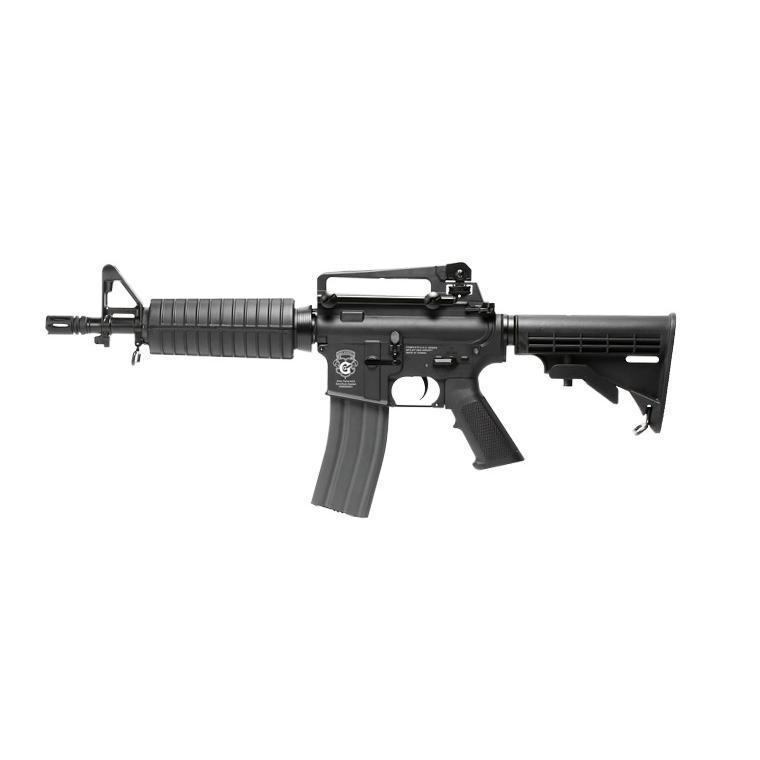 G&G CM16 Carbine Light BK(ブラック) 電動ガン /カービンライト ショート