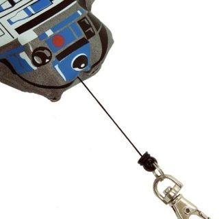 ぬいぐるみパスケース 「R2-D2」 スターウォーズ|artsalonwasabi|02