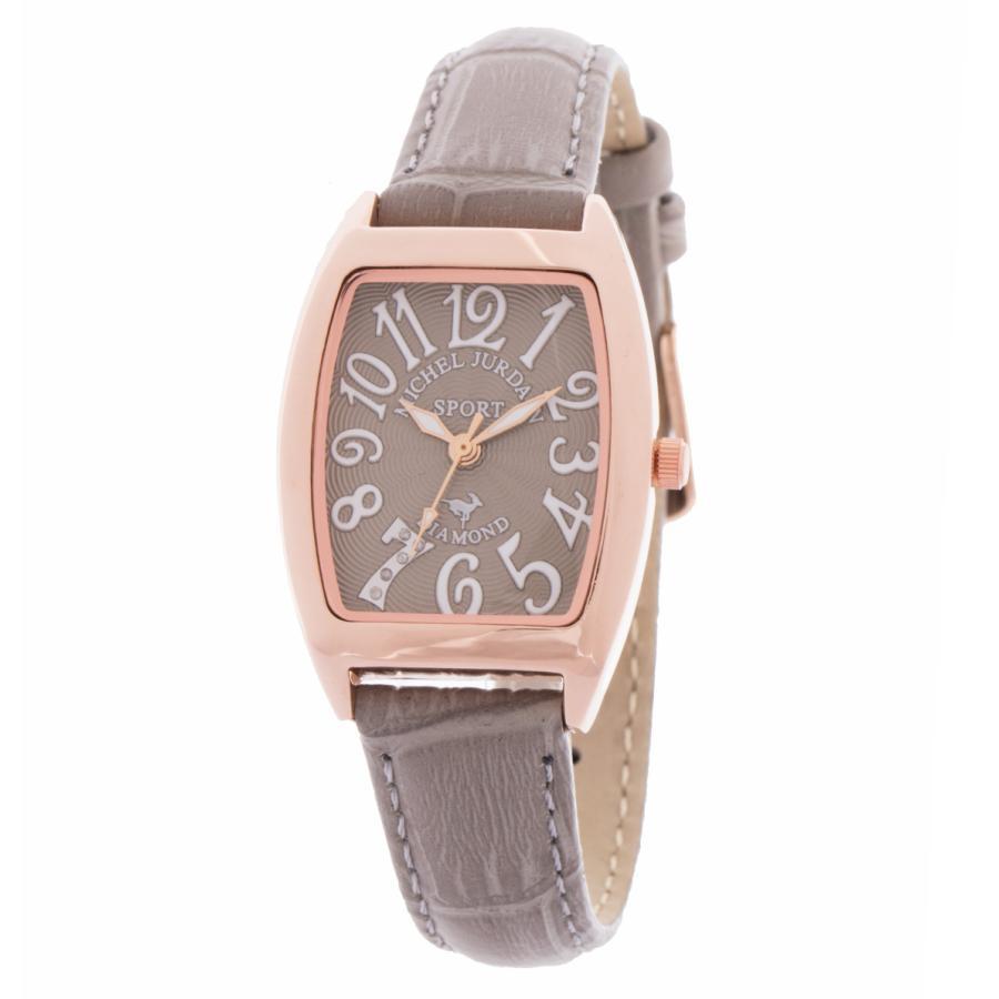 ミッシェルジョルダン 腕時計 レディース MICHEL JURDAIN ブランド シンプル 防水 ローズゴールド|aruim|10