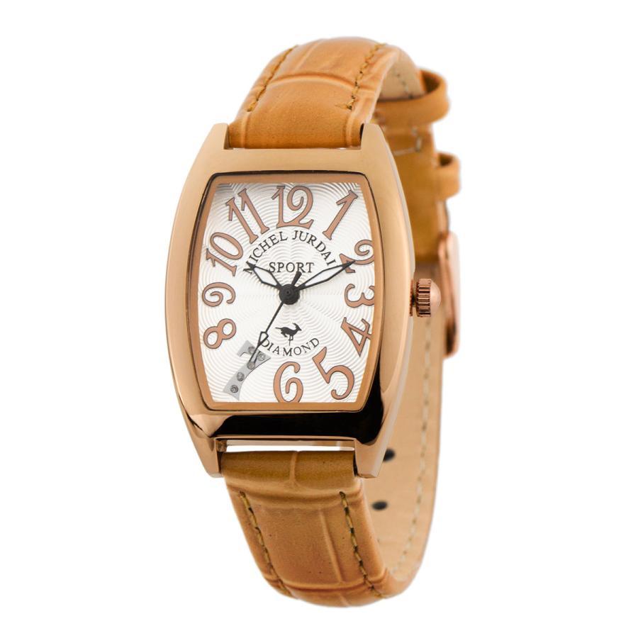 ミッシェルジョルダン 腕時計 レディース MICHEL JURDAIN ブランド シンプル 防水 ローズゴールド|aruim|06