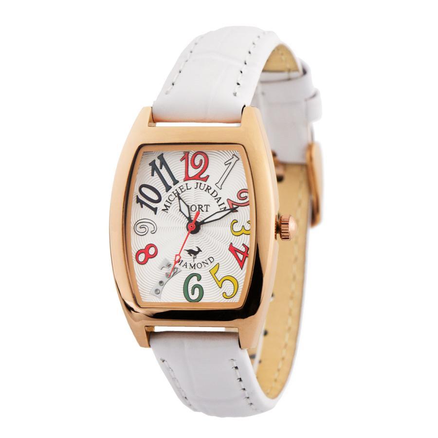 ミッシェルジョルダン 腕時計 レディース MICHEL JURDAIN ブランド シンプル 防水 ローズゴールド|aruim|07