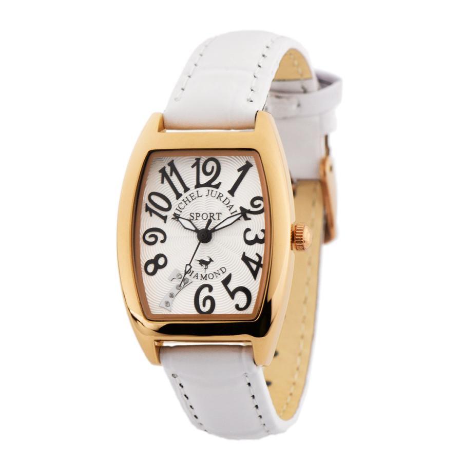 ミッシェルジョルダン 腕時計 レディース MICHEL JURDAIN ブランド シンプル 防水 ローズゴールド|aruim|08