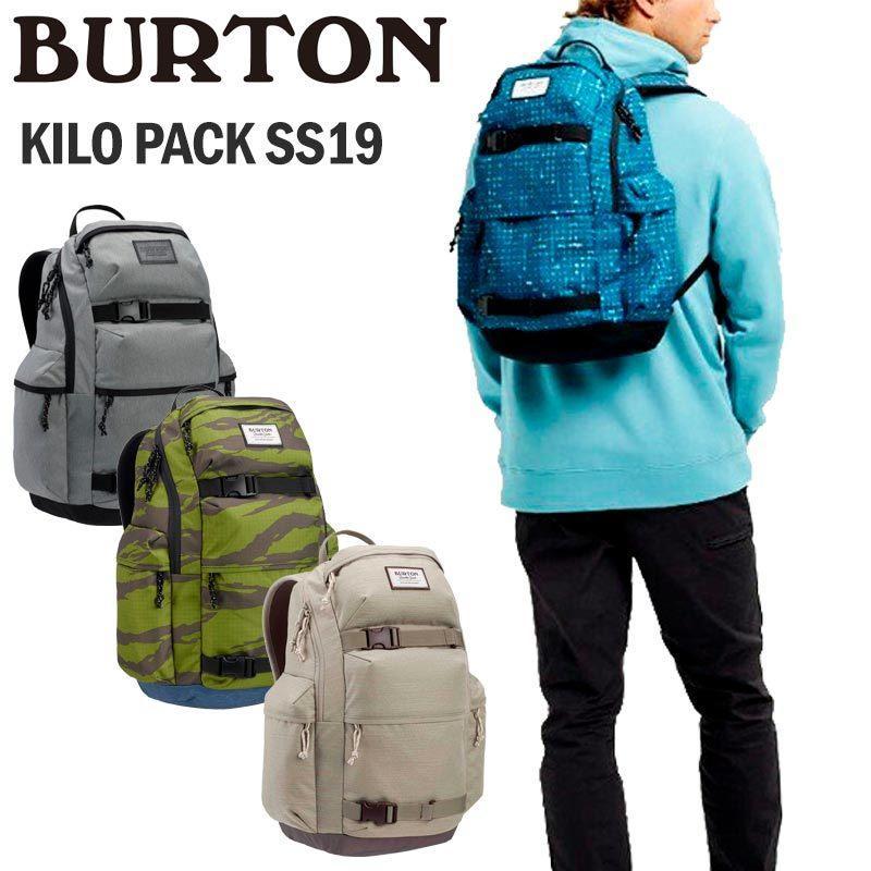BURTON バートン リュック バックパック KILO PACK SS19