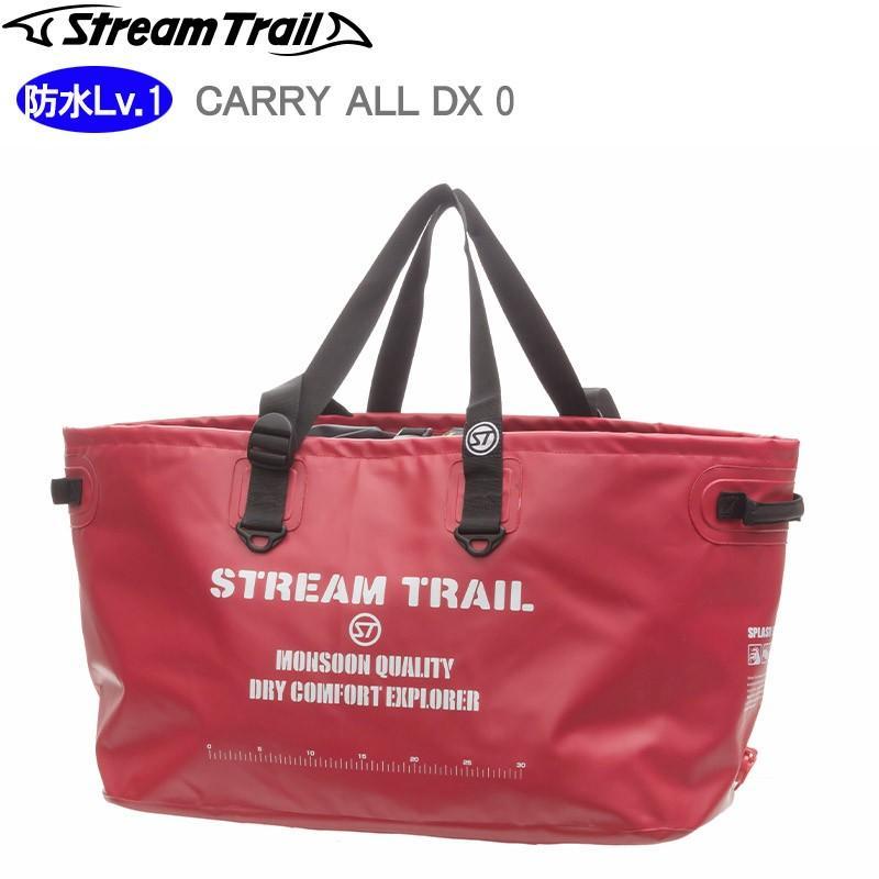 ストリームトレイル 防水バッグ キャリーオール デラックス 0