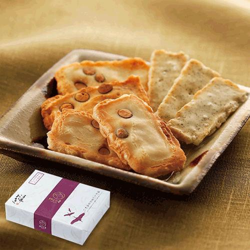 母の日 おかき 丹波黒豆 玄米おかき ギフト プレゼント おかきのげんぶ堂|arumama