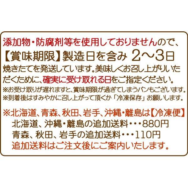 父の日 パン 詰め合わせ 天然酵母&国産小麦 おこもりセット(A)送料無料|arumama|06
