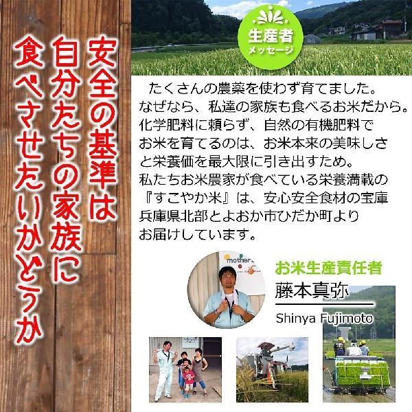 令和2年産 無洗米 コシヒカリ 玄米 白米 10kg 今ずり米 兵庫県 但馬産 arumama 09