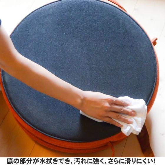 防災バッグ クッション型 防災グッズ袋 8点セット付きSB500 コロナ対策&送料無料|arumama|03