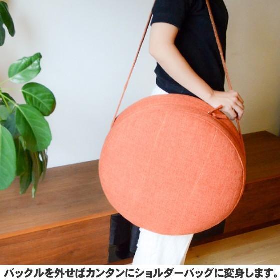 防災バッグ クッション型 防災グッズ袋 8点セット付きSB500 コロナ対策&送料無料|arumama|04