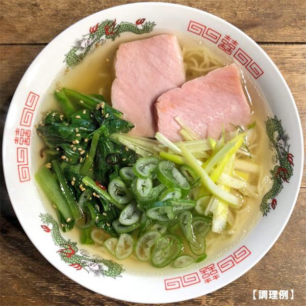 父の日 台湾拉麺&野菜セット(2人前)詰め合わせ お試しセット 鶏塩味 ラーメン スープ付き 送料無料|arumama|04