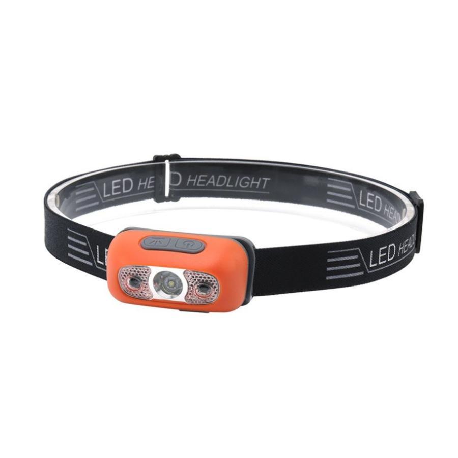 小型、充電式センサーヘッドライト/軽量、コンパクト/夜釣り 災害時&レジャー|arusena39|12