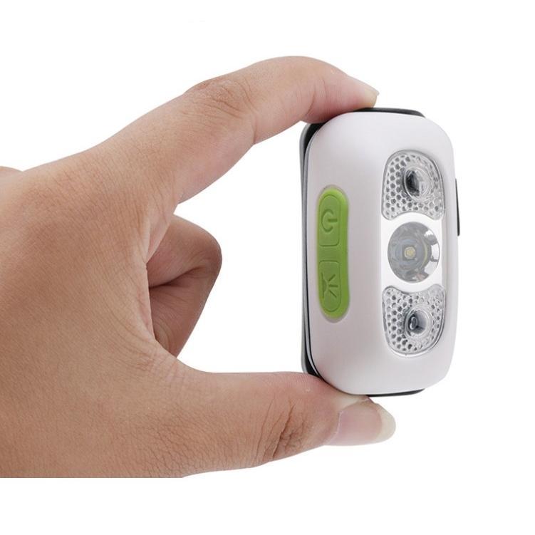 小型、充電式センサーヘッドライト/軽量、コンパクト/夜釣り 災害時&レジャー|arusena39|07