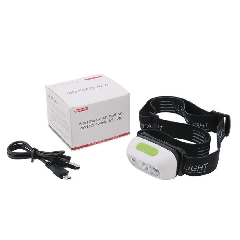 小型、充電式センサーヘッドライト/軽量、コンパクト/夜釣り 災害時&レジャー|arusena39|09