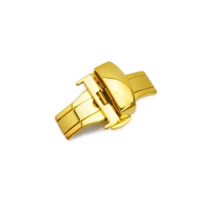Dバックル プッシュ式 観音開き ステンレスバックル 腕時計バンド交換用 14mm/16mm/18mm/20mm/22mm arusena39 04