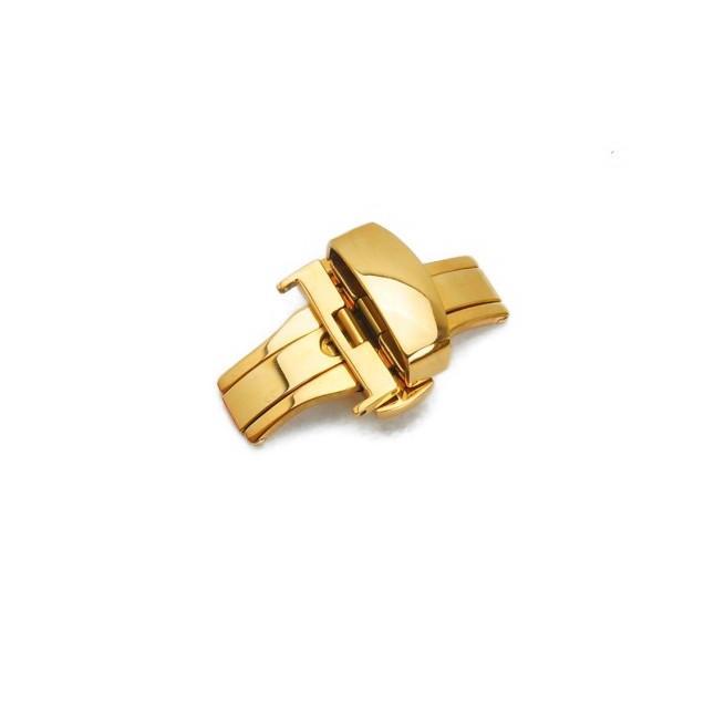 Dバックル プッシュ式 観音開き ステンレスバックル 腕時計バンド交換用 14mm/16mm/18mm/20mm/22mm arusena39 05
