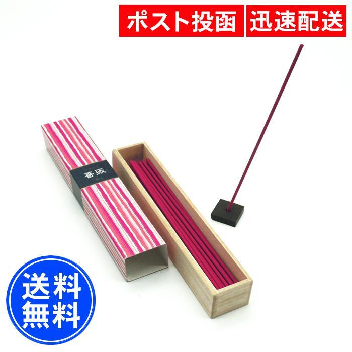 かゆらぎ 薔薇(ばら) お香 香立付 40本入 日本香堂|as-store