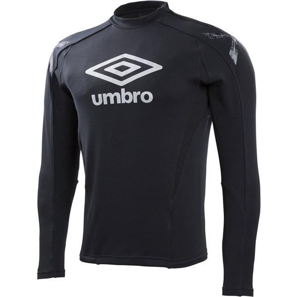 UMBRO(アンブロ) UBS2720 BLK サッカー トレーニングウェア PT パフォーマンストップ 17FW