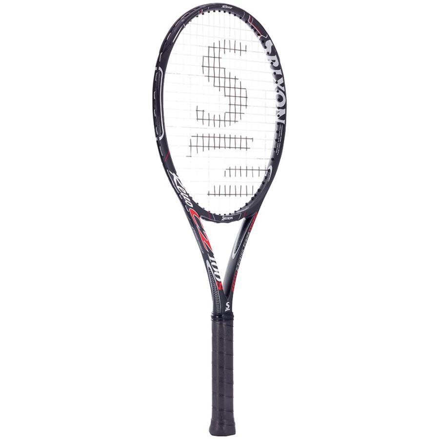 正規品販売! DUNLOP(ダンロップテニス) 100S SRIXON REVO CZ 100S ブラック×レッド SR21512 テニス ラケット REVO 15SS, 銚子の高級干物専門店 103fish:e518e28e --- airmodconsu.dominiotemporario.com