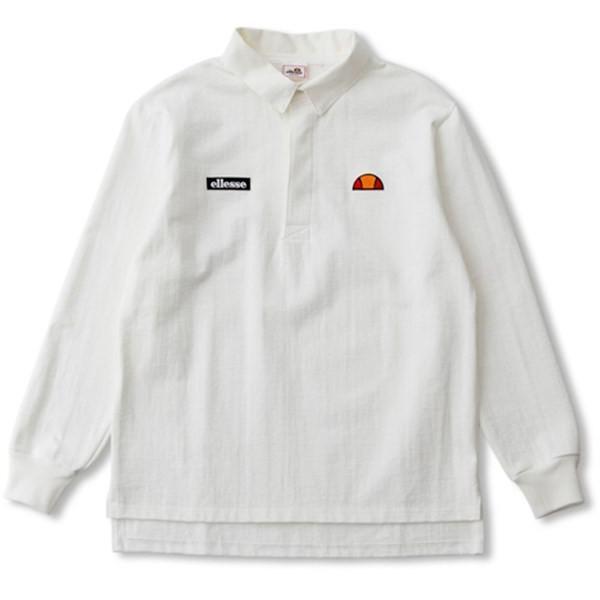 公式サイト Ellesse(エレッセ) EH37186 17FW W テニス HERITAGE+ ラガーシャツ 17FW, SCゆう:e1bd47f3 --- airmodconsu.dominiotemporario.com