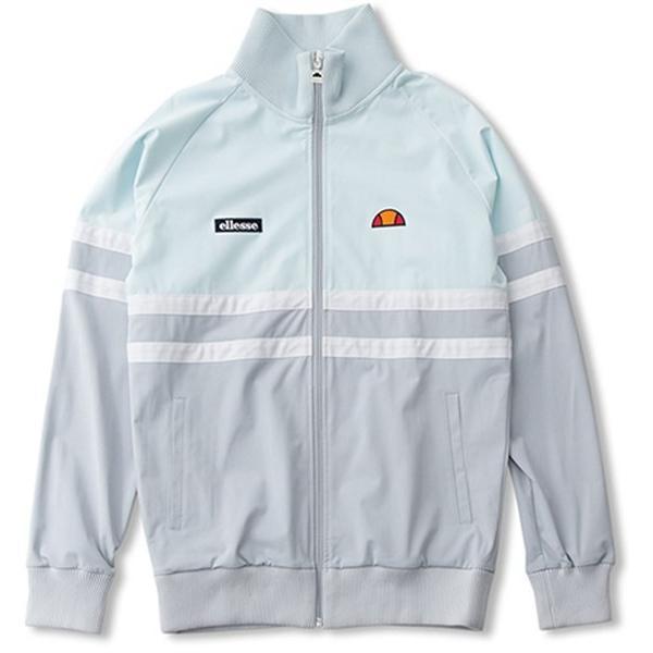 品質保証 Ellesse(エレッセ) EH87180 LB テニス ウインドウェア HERITAGE+ トラックジャケット 17FW 17FW, アイトウチョウ:a10fe203 --- airmodconsu.dominiotemporario.com