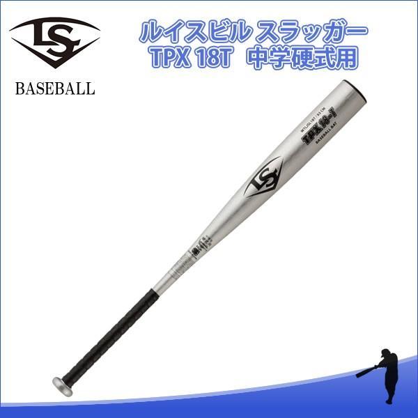 【ラッピング無料】 ルイスビルスラッガー(LOUISVILLE SLUGGER) WTLJSL18T 野球 バット TPX 18T 中学硬式用 18SS, Cozy Cafe:00f76ec1 --- airmodconsu.dominiotemporario.com