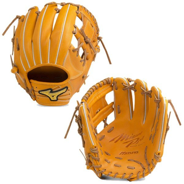 ミズノ(MIZUNO) 1AJGH20213 542 野球 グラブ <ミズノプロ> BSSショップ限定モデル 硬式用 フィンガーコアテクノロジー 坂本型 19SS