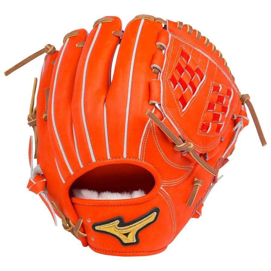 ミズノ(MIZUNO) 1AJGR17003 52 野球 ミズノプロ<BSS店限定モデル> フィンガーコアテクノロジー 軟式グラブ 内野手用 17FW