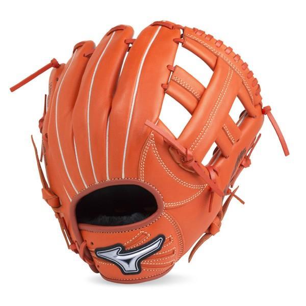 ミズノ(MIZUNO) 1AJGY20730 52 野球 グラブ 少年軟式用 ダイアモンドアビリティ 内野手 Kモデル 19SS