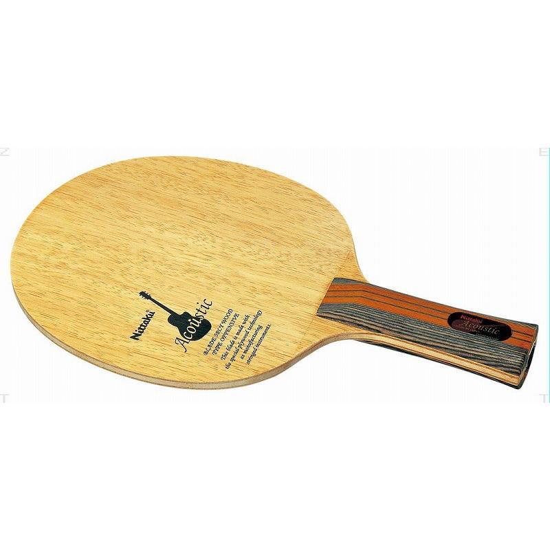 ニッタク(Nittaku) ラケット アコースティック FL NE6760 卓球ラケット 12FW
