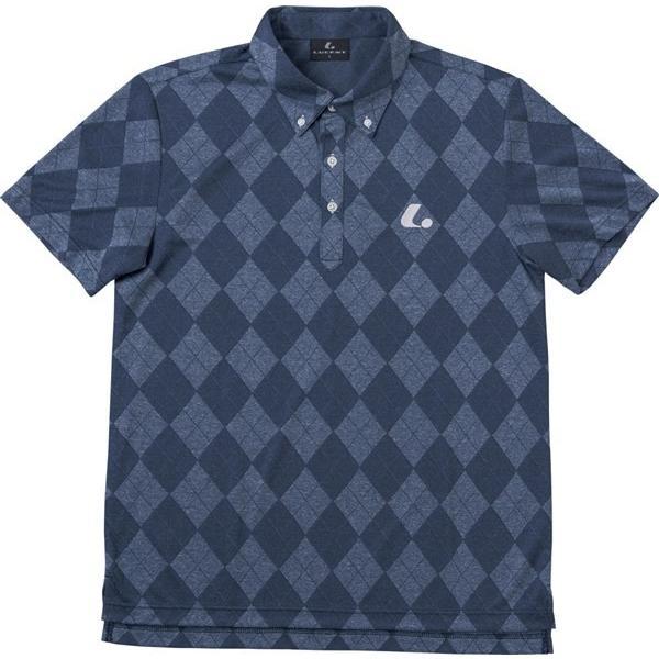 LUCENT(ルーセント) XLP8356 テニス ユニセックス ゲームシャツ ネイビー 18SS