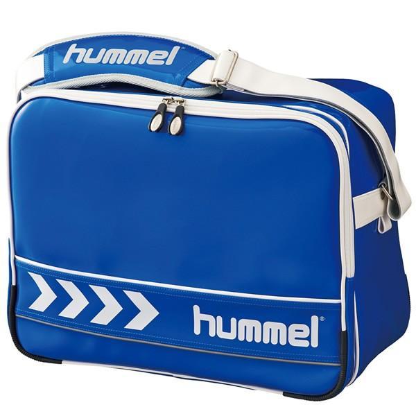 ヒュンメル(hummel) HFB3068 6310 エナメルショルダーバッグ 17SS