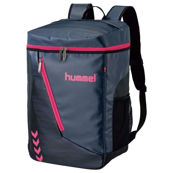 ヒュンメル(hummel) HFB6078 7024 ターポリンバックパック 17AW