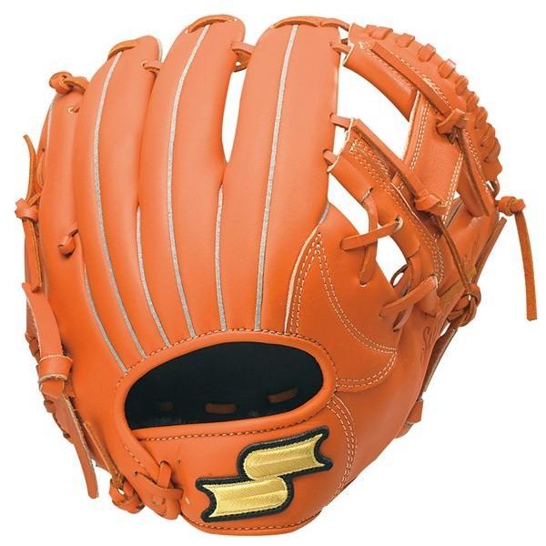 エスエスケイ(SSK) SSG840 35 野球 軟式ゴッドナインシリーズ スーパーソフト オールラウンド用 グラブ 18SS