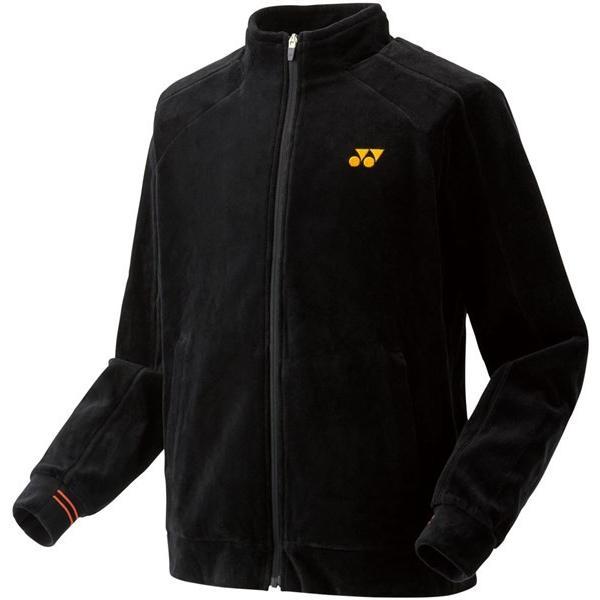 Yonex(ヨネックス) 51022 007 テニス UNI ベロアジャケット(フィットスタイル) 17FW