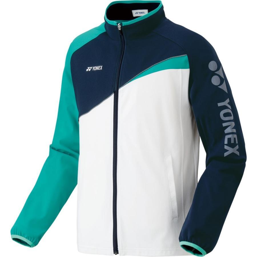 Yonex(ヨネックス) 52012 100 テニス UNI ニットウォームアップシャツ(フィットスタイル) 17SS