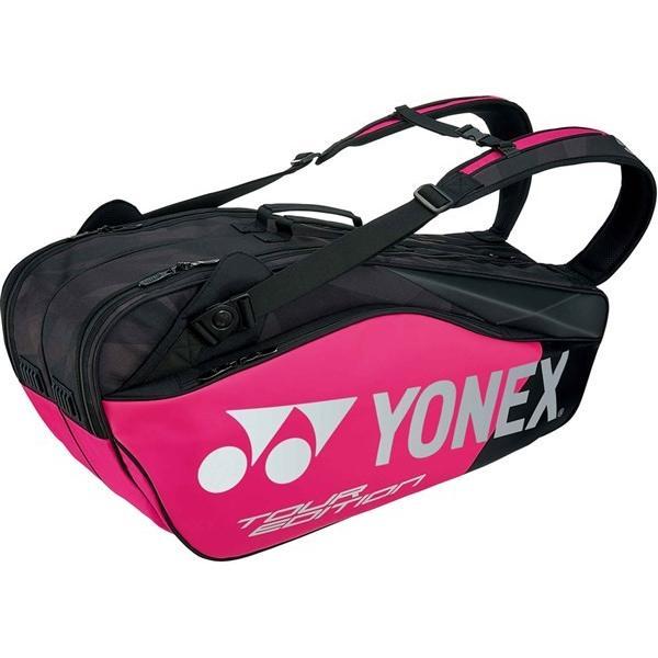 Yonex(ヨネックス) BAG1802R 181 テニス ラケットバッグ6 ラケット6本収納 18SS