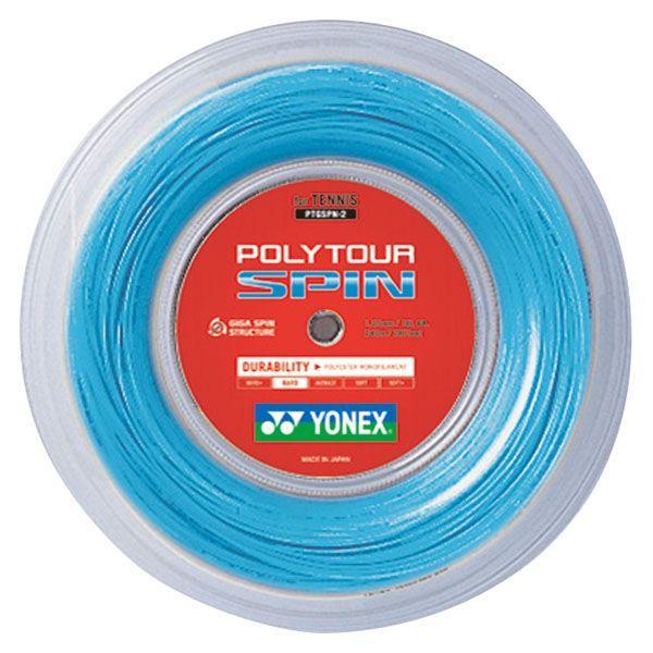 Yonex(ヨネックス) ポリツアースピン(240m) PTGSPN2 テニス ガット 13SS