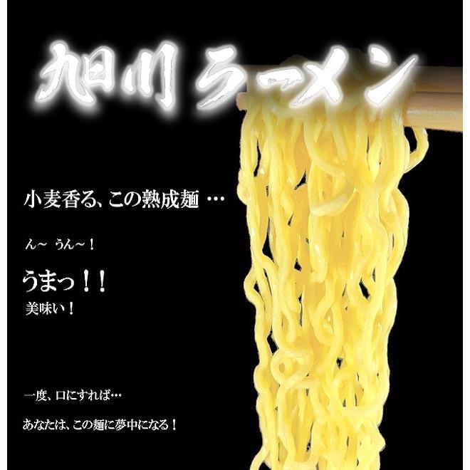 ポイント消化 送料無料 選べるスープ4種類 北海道 旭川 生ラーメン4食セット asahikawaseimen 04