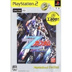 [メール便OK]【新品】【PS2】【BEST】機動戦士Zガンダム エゥーゴVSティターンズ PlayStation 2 the Best[お取寄せ品]
