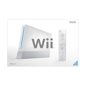 【新品】【WiiHD】Wii本体【シロ】(リモコンジャケット同梱版)[お取寄せ品]