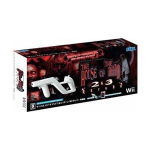 【新品】【Wii】ザ ハウス オブ ザ デッド 2&3 リターン【Wiiザッパー同梱版】